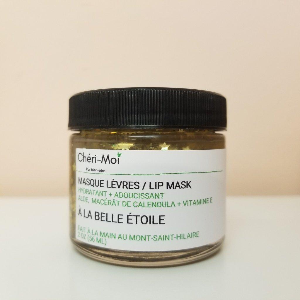 Chéri-Moi Masque pour les lèvres - À la belle étoile