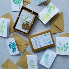Kit de Survie Coffret de 8 mini cartes ensemencée - Nature