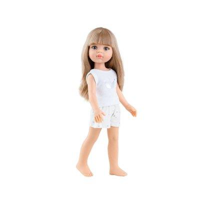 Paola Reina Poupée Las Amigas - Carla en pyjama