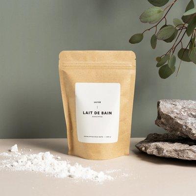 Atelier La Vie Apothicaire Lait de bain - Eucalyptus