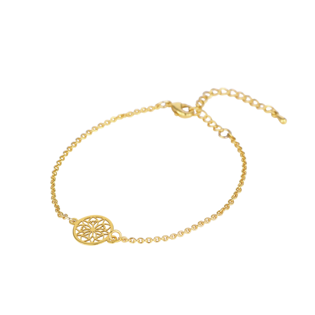 Lost & Faune Bracelet - Mandala or
