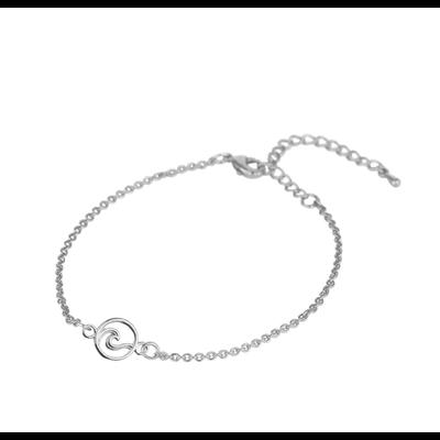 Lost & Faune Bracelet - Vague argent