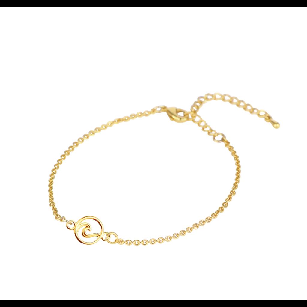 Lost & Faune Bracelet - Vague or