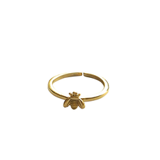 Lost & Faune Bague - Abeille or