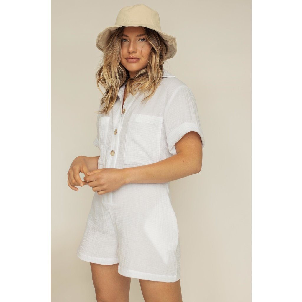 Dailystory clothing One piece- Hannah