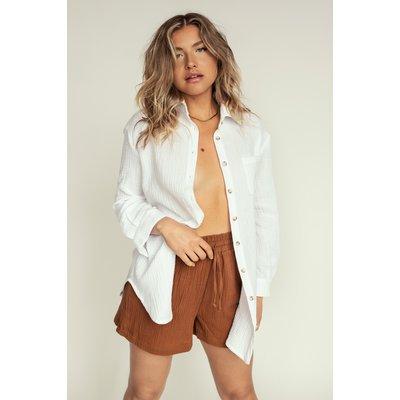 Dailystory clothing Short Maïté - Cognac