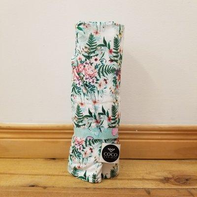 Coco Caribou Serviette pour cheveux - Fleurs sauvages