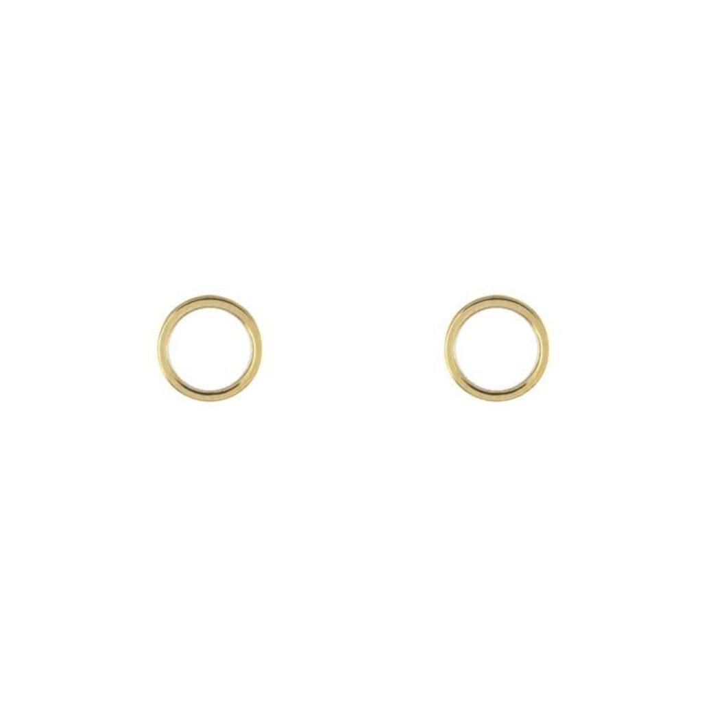 Lost & Faune Boucles d'oreilles - Cercle