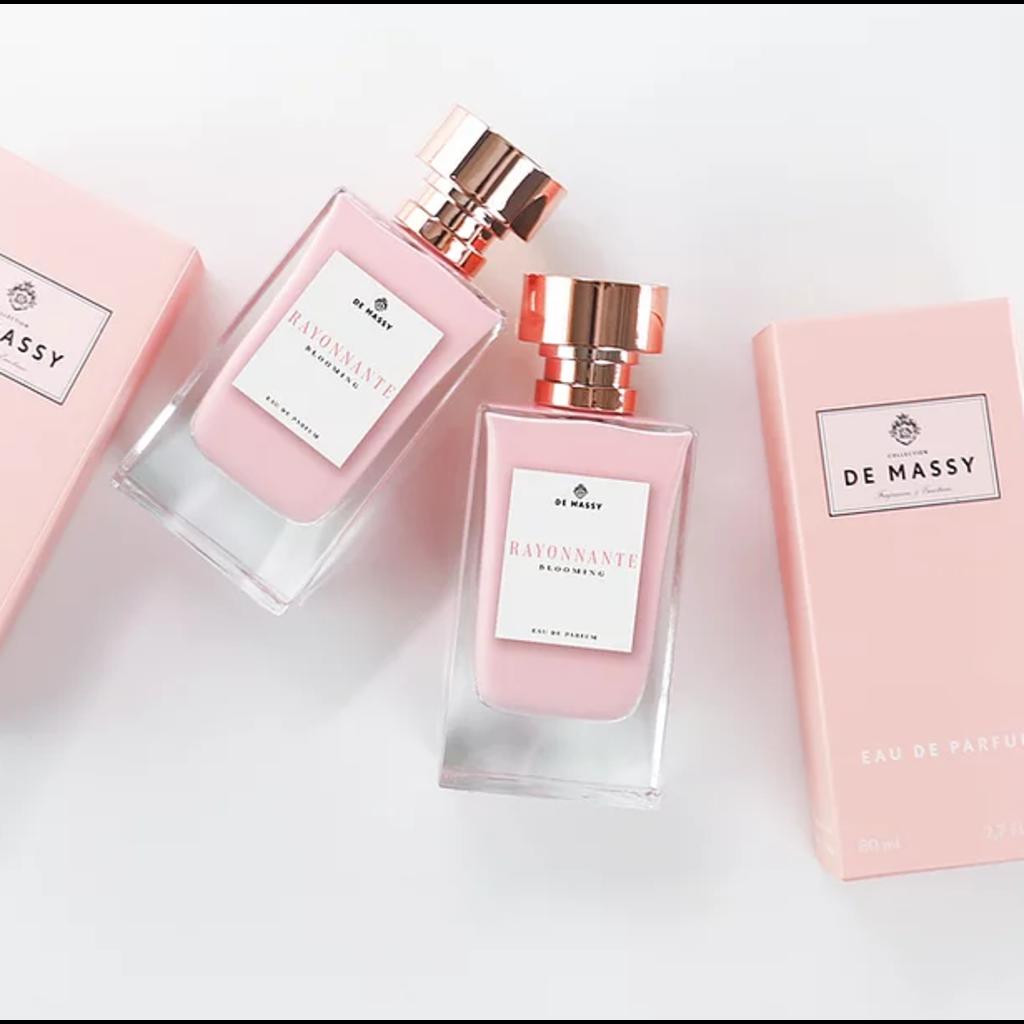 Collection De Massy Eau de parfum - Rayonnante