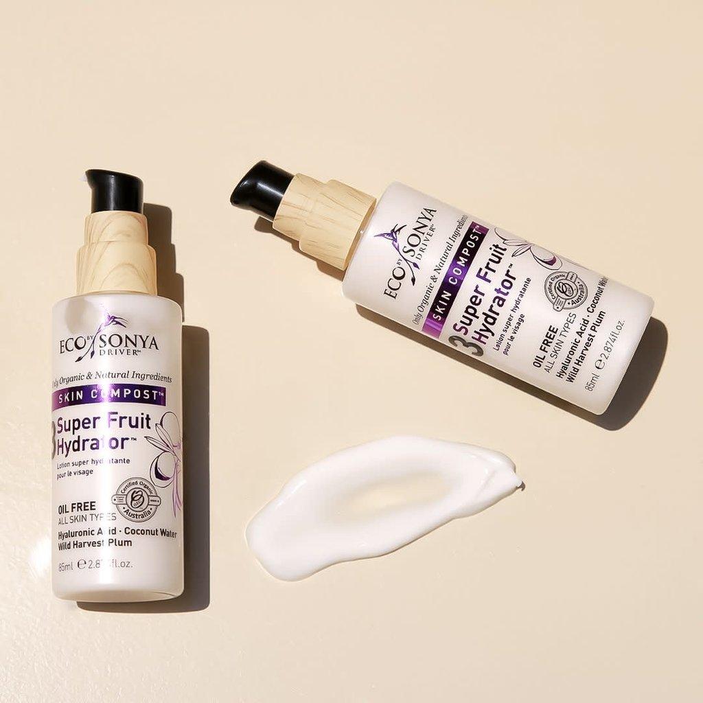 Eco tan Lotion super hydratante pour le visage
