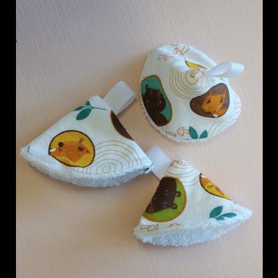 Bécot & Calino Tipi pipi (paquet de 2)