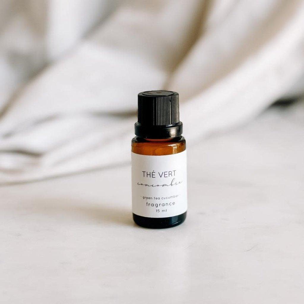 Les produits Marée Fragrance - Thé vert concombre