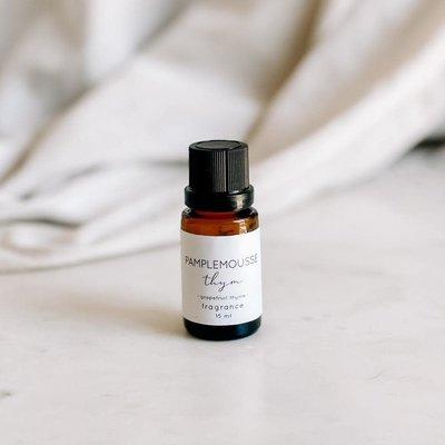 Les produits Marée Fragrance - Pamplemousse thym