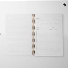 Naomie Design Agenda Fleur- Juillet 2021 à Juillet 2022