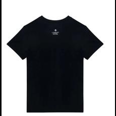 Lambert LILA - T-Shirt Noir