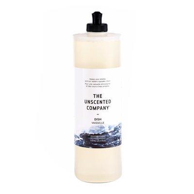 The Unscented Company Liquide à vaisselle sans fragrance