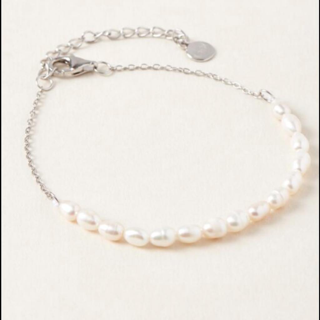 Midi34 Bracelet - Julianne or blanc
