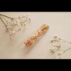 Lilimoon Atelier Grandes barrettes de fleurs séchées A