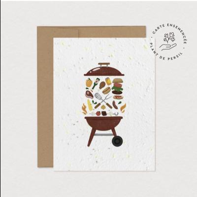 Mimosa Design Carte - BBQ