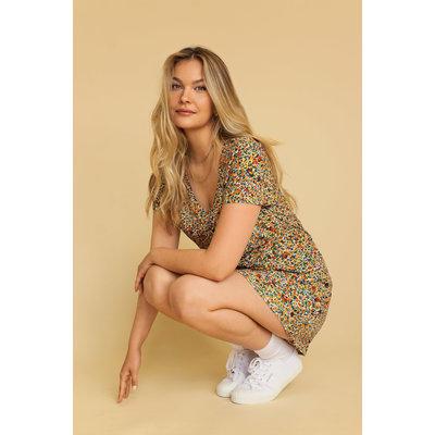 Dailystory clothing Robe Romy - Imprimé fleurs
