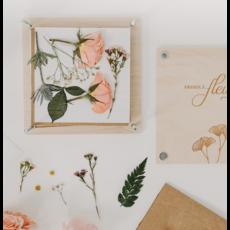 Abricotine Presse à fleurs