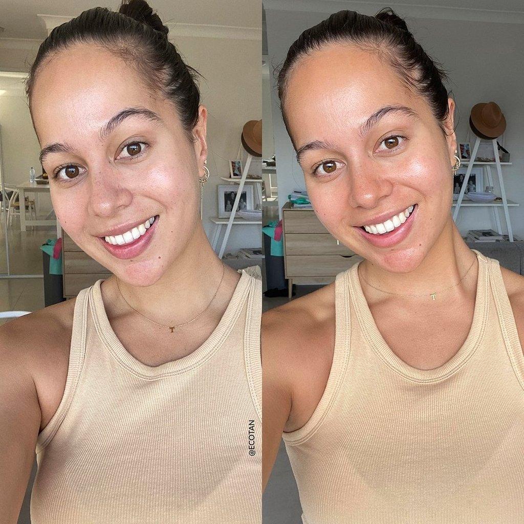 Eco Tan Eau bronzante pour le visage