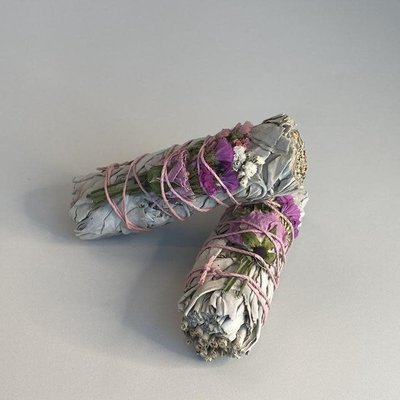 Sageful Bâton purificateur - Sauge et fleurs sauvages