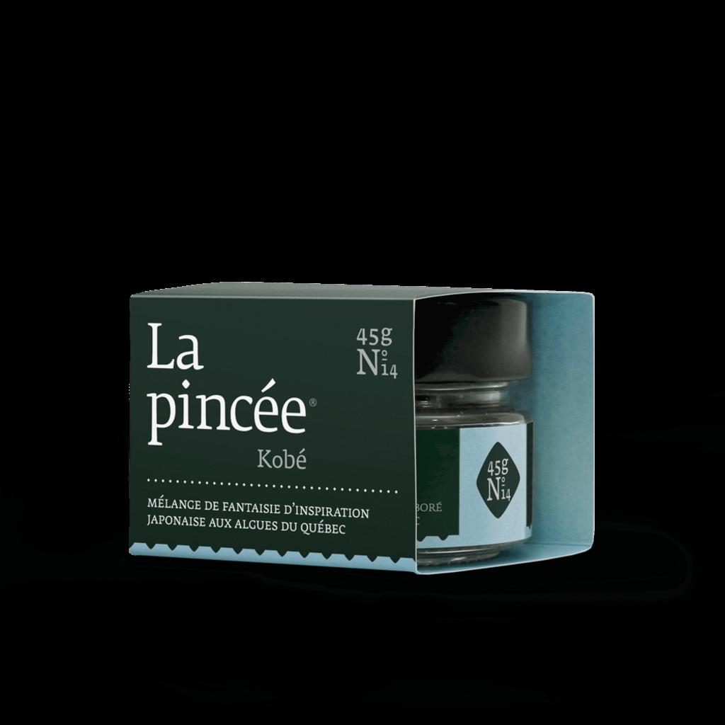 La Pincée Mélange d'épices - Kobé N°14
