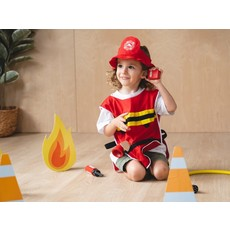 Plan Toys Jeu de rôle - Pompier