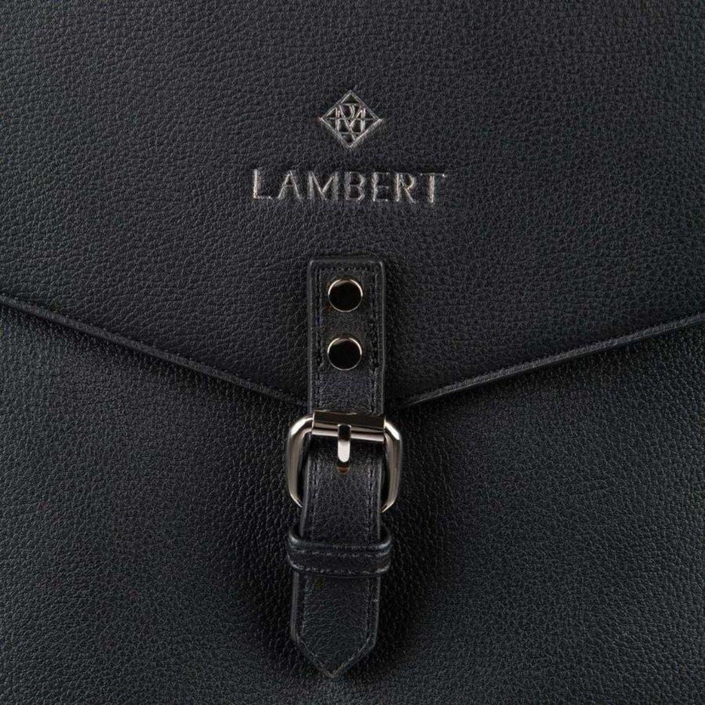 Lambert JADE - Sac à dos en cuir vegan
