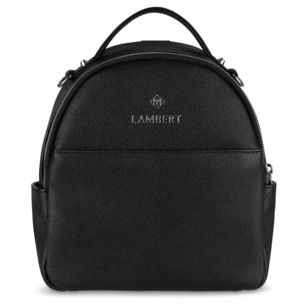Lambert CHARLIE - Mini sac à dos en cuir vegan