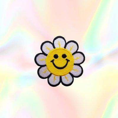 Tattoo it Écusson - Fleur heureuse