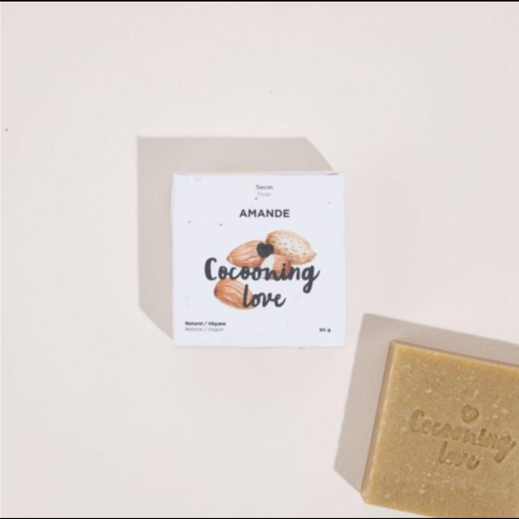 Cocooning Love Savon - Amande