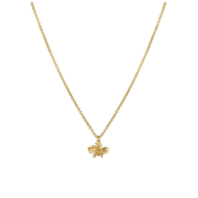 Lost & Faune Collier - Lucioles or