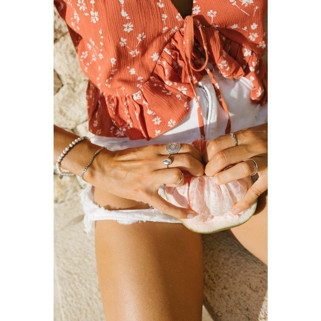 Twenty Compass Bracelet - Kira Argent
