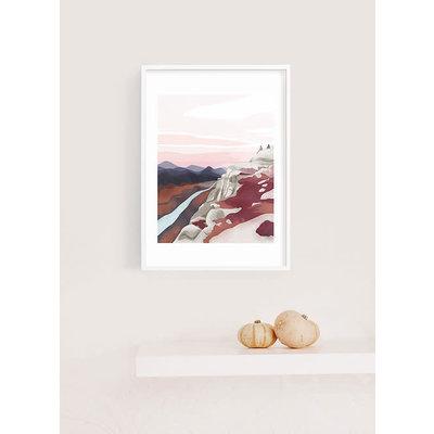Les Barbos Affiche 8x10 - L'Acropole