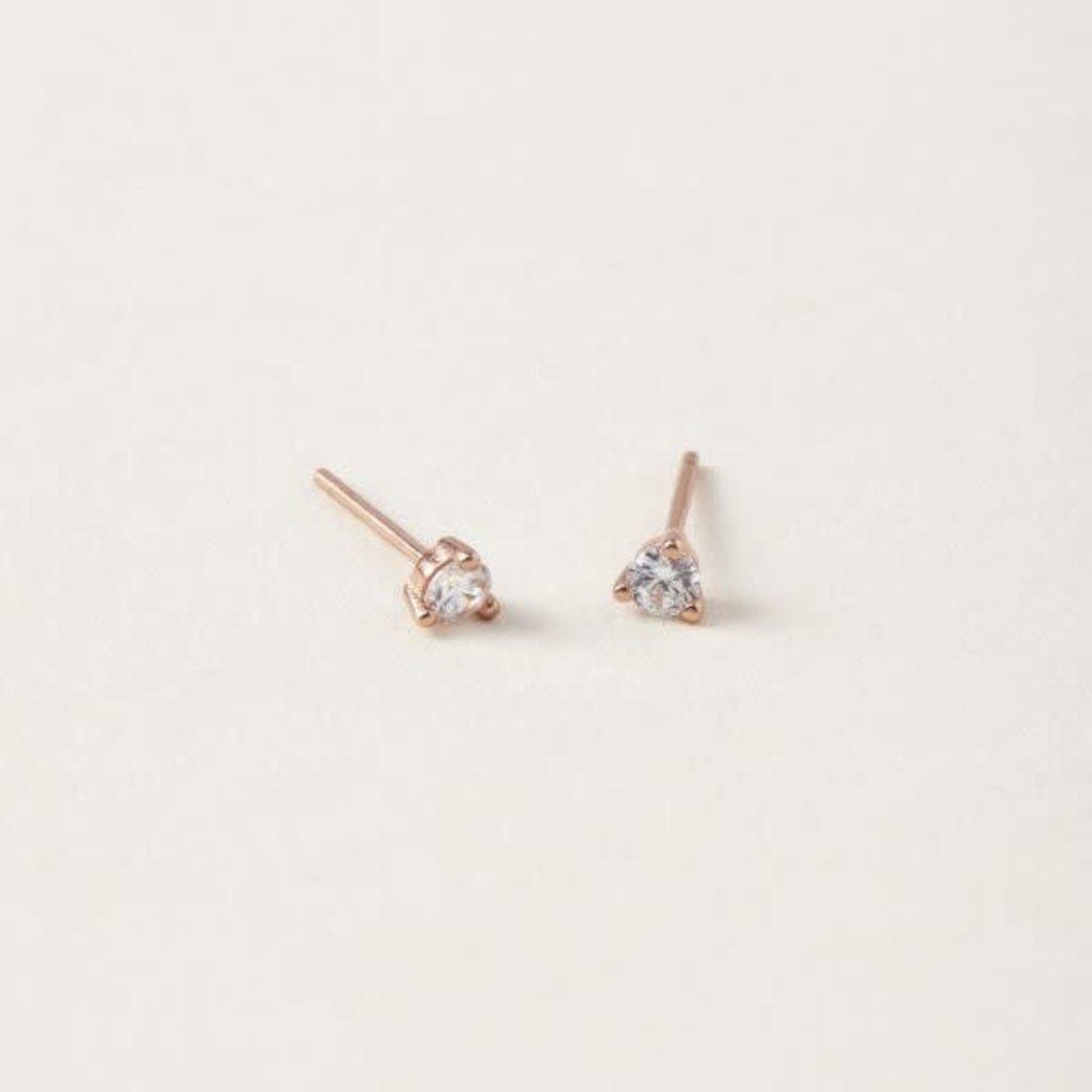 Midi34 Boucles d'oreilles - Abby Or