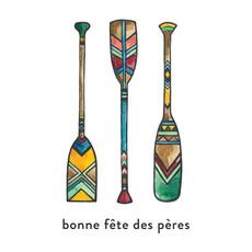 Stéphanie Renière Carte - Rame