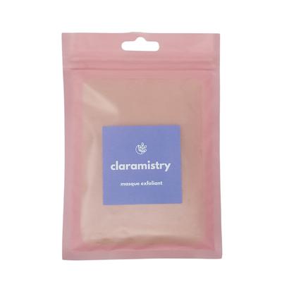 Claramistry Masque exfoliant en sachet -20g