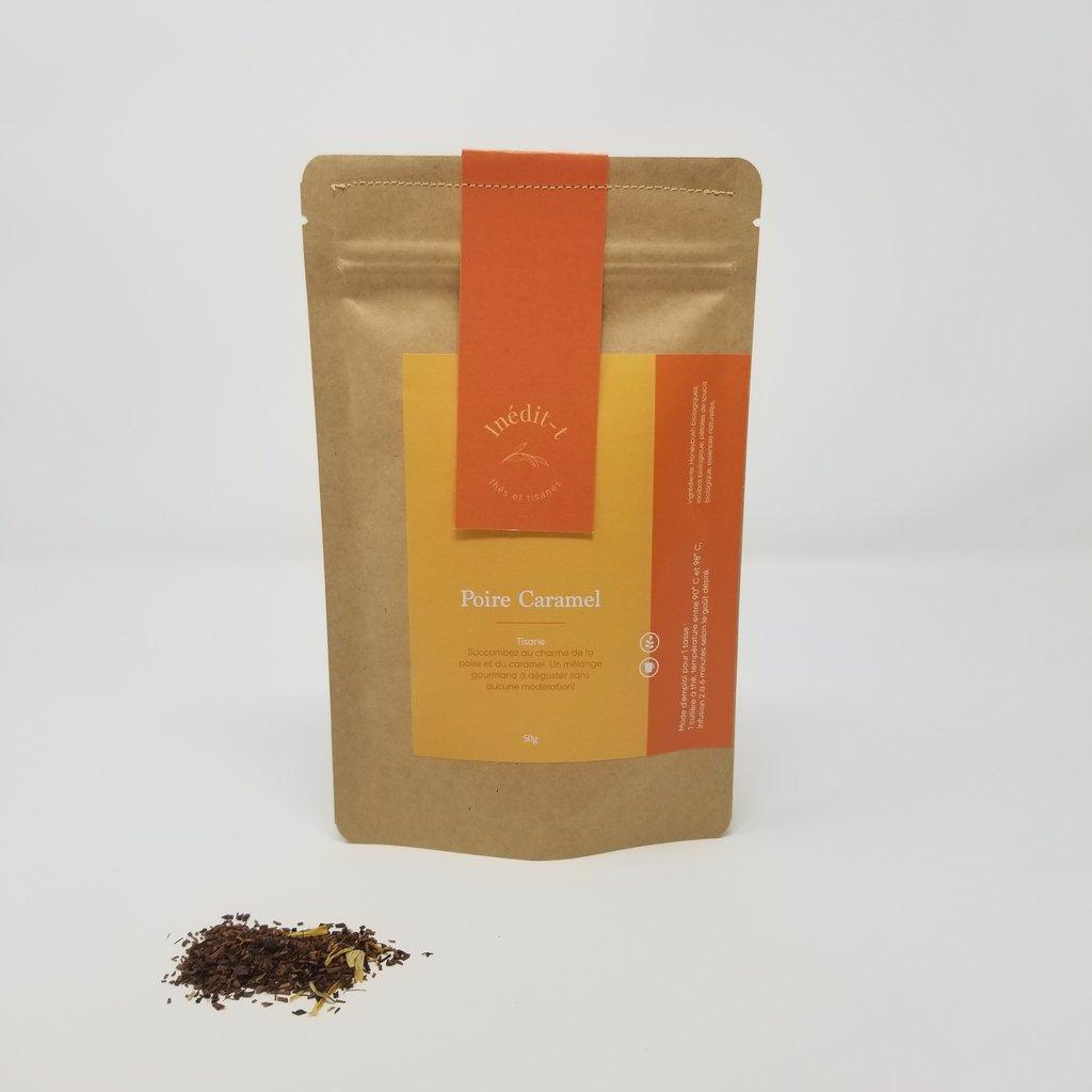 Inédit-T Tisane - Poire Caramel