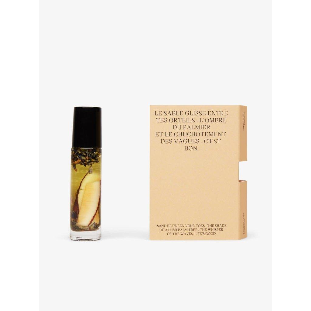 Selv Rituel Fiole d'huile botanique à bille - Rituel Soleil