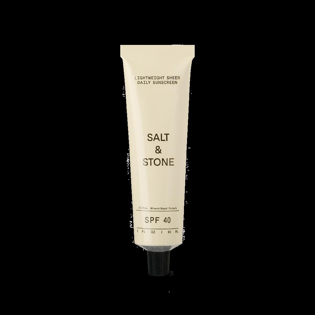 Salt & Stone Écran solaire pour le visage - FPS 40