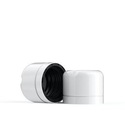 Memobottle Bouchon - Blanc métallique