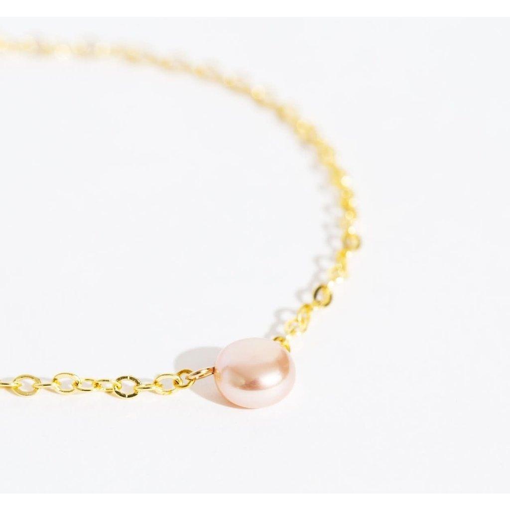 PlumBijoux Bracelet plaqué or 14K - Soleil