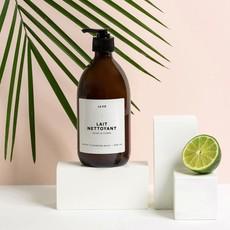 Atelier La Vie Apothicaire Lait nettoyant pour le corps  - Lime Bergamote