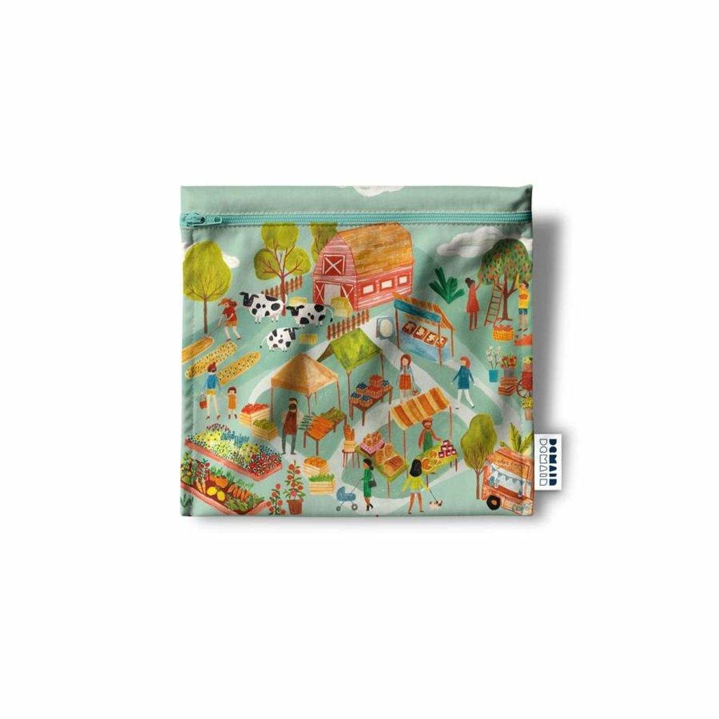 DemainDemain Trio de sacs réutilisables - Marché Public par Marjorie et Cie