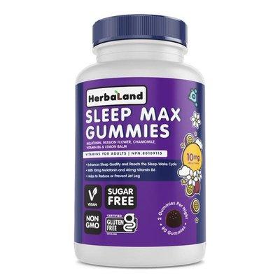 Herbaland Gummies - Sommeil MAX