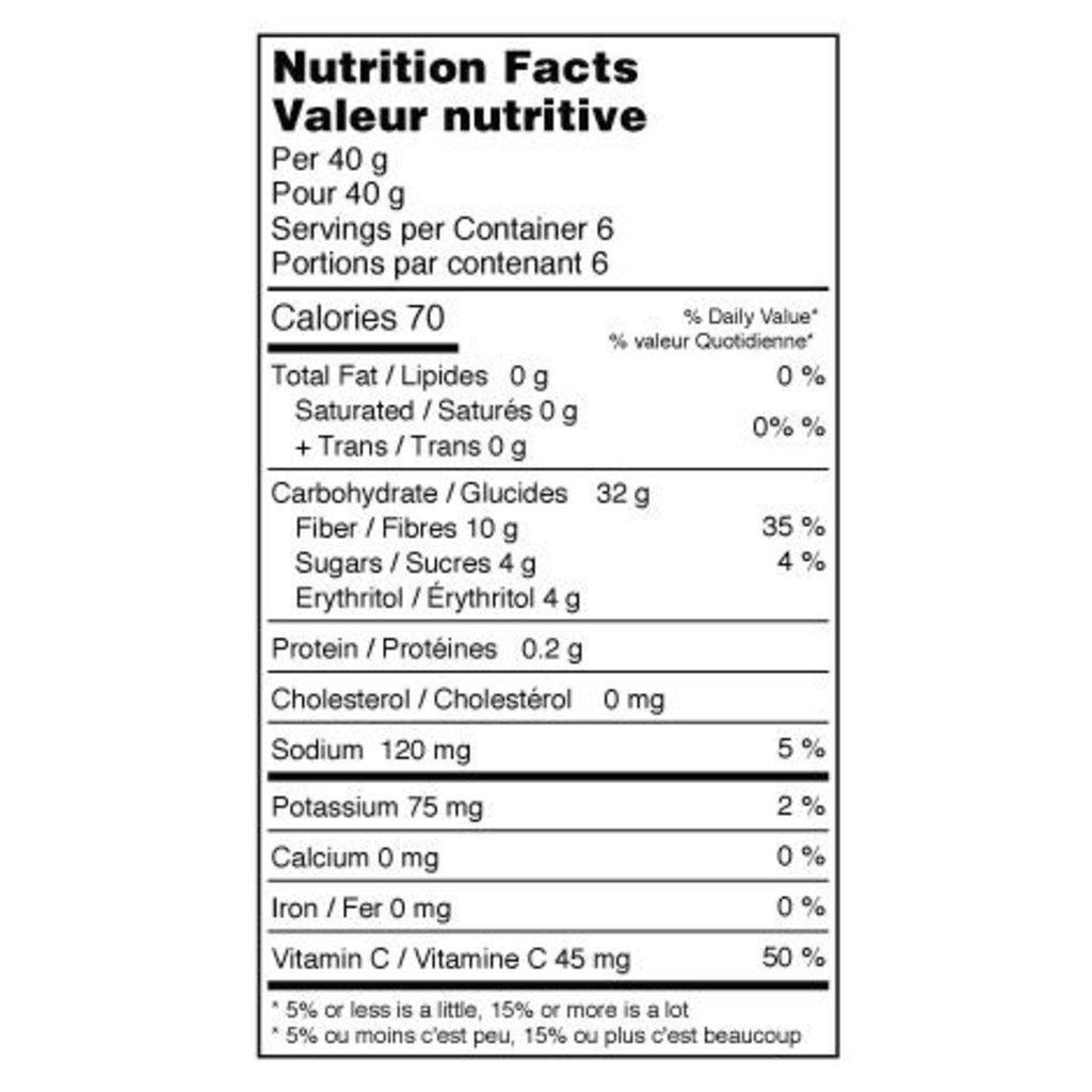 Herbaland Sachet de gummies - Citron et vitamine C