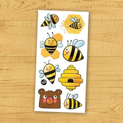 Picotatoo Tatouage - Les abeilles ouvrières