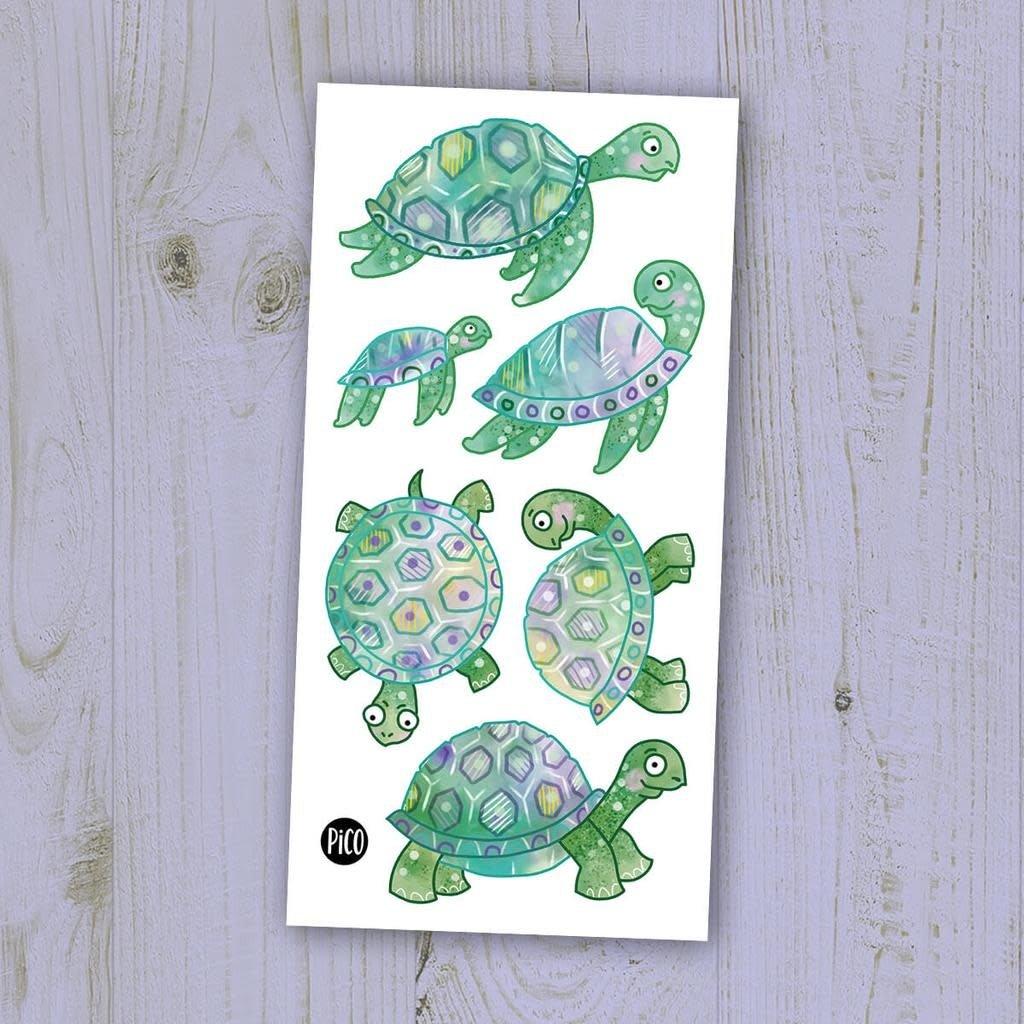 Picotatoo Tatouage - Les jolies tortues